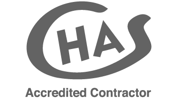 CHAS - Accredited contractor