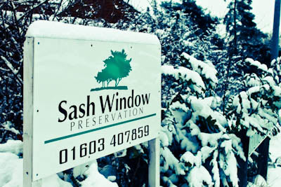 Sash Window Preservation