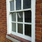 Duxford Imperial War Museum, Officer's Mess – Sash Window Repairs